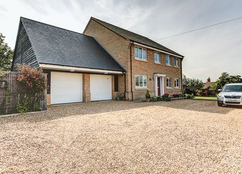 Thumbnail 4 bed detached house for sale in High Street, Haddenham, Ely