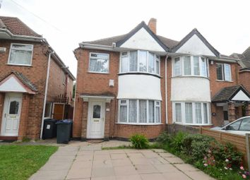 Thumbnail 3 bedroom semi-detached house for sale in Arran Road, Hodge Hill, Birmingham