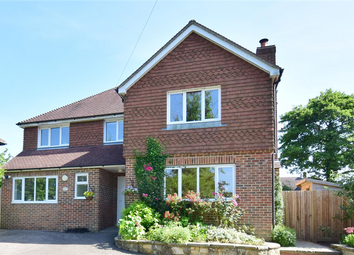 Thumbnail 5 bedroom detached house for sale in Luxford Lane, Crowborough, East Sussex