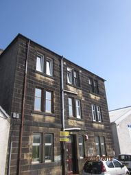 Thumbnail 1 bed flat for sale in Abercorn Street, Paisley