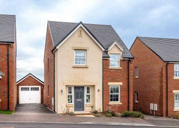 Thumbnail 4 bed detached house for sale in Abbots Gate, Lydney