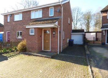 Thumbnail 3 bed semi-detached house for sale in Downwood Close, Northampton, Northamptonshire