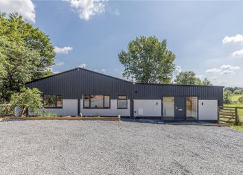 Thumbnail 4 bed barn conversion for sale in Chatley, Droitwich