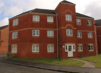 Thumbnail 2 bed flat for sale in Darbys Way, Tipton