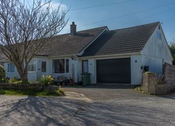 Thumbnail 3 bed semi-detached bungalow for sale in Mexico Lane, Phillack, Hayle