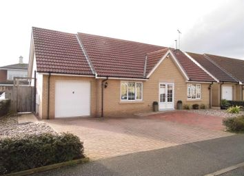 Thumbnail 3 bed detached bungalow for sale in Baldock Drive, King's Lynn