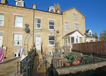 Thumbnail 3 bed terraced house for sale in Garden Terrace, Ravensthorpe, Dewsbury