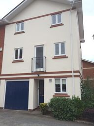 Thumbnail 3 bed town house to rent in King Edmunds Square, Worcester