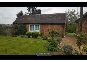 Thumbnail 1 bed bungalow to rent in Stevenage Road, Hitchin