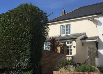 Thumbnail 2 bedroom cottage for sale in Temple Street, Sidmouth