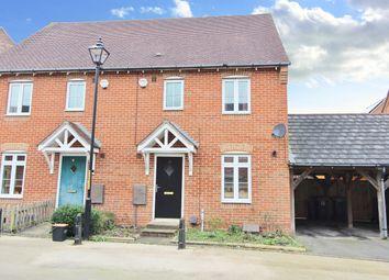 3 bed semi-detached house for sale in Deyley Way, Singleton, Ashford TN23