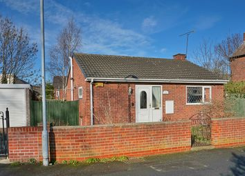 Thumbnail 1 bedroom bungalow for sale in Fitzwilliam Street, Swinton, Mexborough