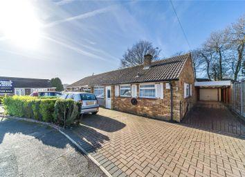 Thumbnail 2 bed semi-detached bungalow for sale in Montfort Road, Chatham, Kent
