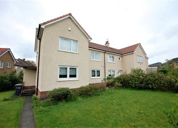 Thumbnail 1 bed flat for sale in Durrockstock Crescent, Paisley