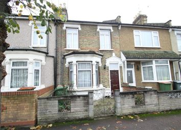 Thumbnail 3 bed terraced house for sale in Monega Road, Manor Park, London