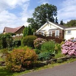 Thumbnail 4 bed bungalow for sale in Upper Trelyn, Blackwood