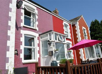 Thumbnail 2 bed terraced house for sale in Mevagissey, Cornwall