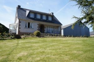 Thumbnail 5 bed detached house for sale in Carnoet, Bretagne, 22160, France