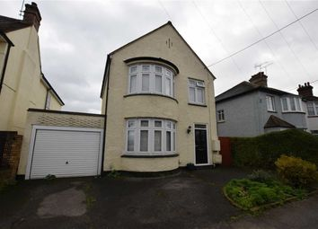 Thumbnail 4 bedroom detached house for sale in Scratton Road, Stanford-Le-Hope, Essex