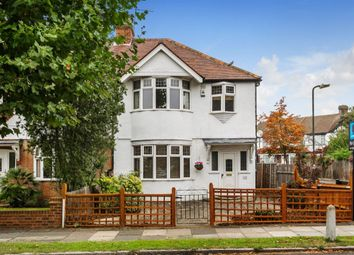 Thumbnail 3 bed semi-detached house for sale in Heath Drive, London