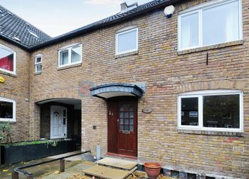 Thumbnail 3 bedroom end terrace house to rent in Redwood Close, London