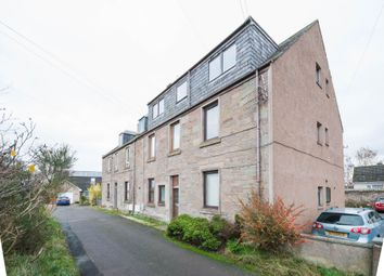 Thumbnail 1 bed flat to rent in Suttieside Road, Forfar
