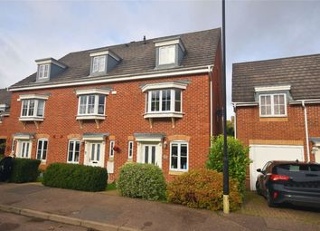 Thumbnail End terrace house for sale in Trenchard Avenue, Wendover, Bucks
