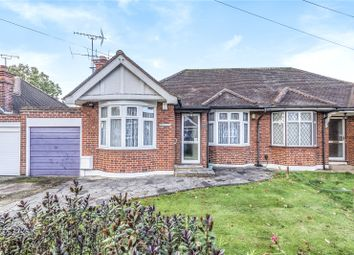 Thumbnail 2 bed bungalow for sale in Harlyn Drive, Pinner
