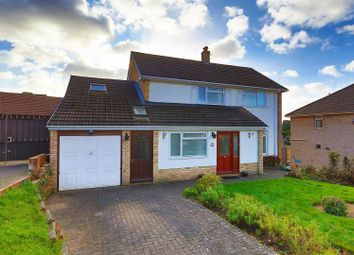 Thumbnail 4 bed detached house for sale in Llyn Close, Cyncoed, Cardiff
