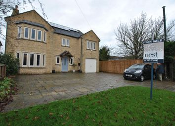 Thumbnail 6 bed detached house for sale in Main Street, Manthorpe, Near Stamford