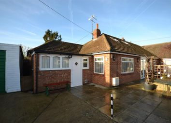Thumbnail 2 bed semi-detached bungalow for sale in Sandy Way, Ingoldisthorpe, King's Lynn
