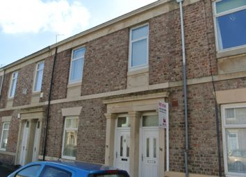 Thumbnail 1 bed flat to rent in Grey Street, North Shields