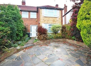Thumbnail 3 bed semi-detached house for sale in Belgrave Gardens, Southgate, Southgate/Oakwood