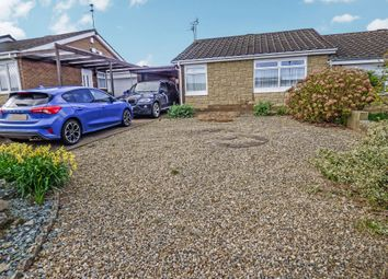 Thumbnail 2 bed bungalow to rent in Rotherfield Close, Cramlington