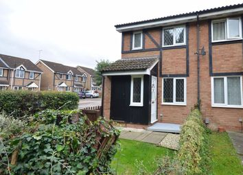 Thumbnail 1 bed terraced house to rent in Shearwater Close, Stevenage