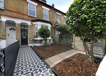 Thumbnail 2 bed flat for sale in Eccleston Road, London