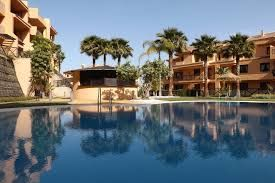 Thumbnail 2 bed apartment for sale in Calanova Sea Golf, Andalusia, Spain