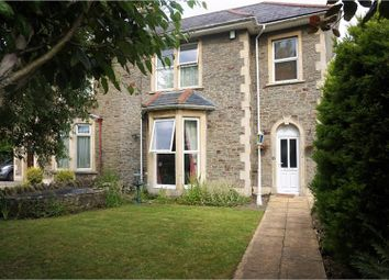 Thumbnail 4 bed semi-detached house for sale in Shrubbery Road, Downend
