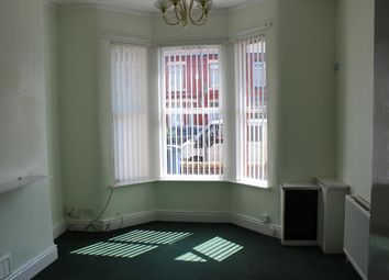 Thumbnail 3 bed terraced house to rent in Warbreck Road, Liverpool