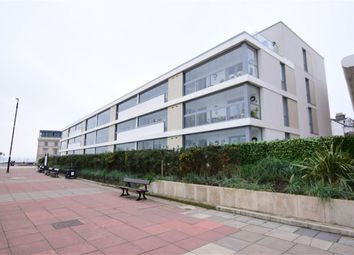 Thumbnail 2 bed flat to rent in The Prom, Wallasey, Merseyside
