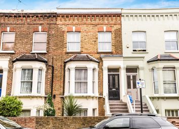 Thumbnail 4 bedroom terraced house for sale in Bravington Road, London