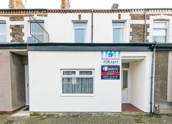 Thumbnail 3 bedroom terraced house for sale in Carlisle Street, Cardiff, South Glamorgan