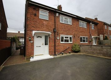 Thumbnail Semi-detached house for sale in Houldsworth Drive, Fegg Hayes, Stoke-On-Trent