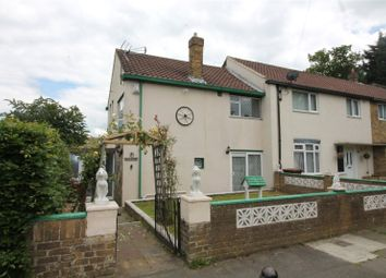Thumbnail 2 bedroom end terrace house to rent in Sedge Crescent, Chatham, Kent