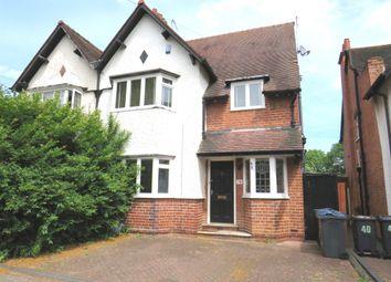 Thumbnail 4 bedroom semi-detached house for sale in Malvern Road, Acocks Green, Birmingham
