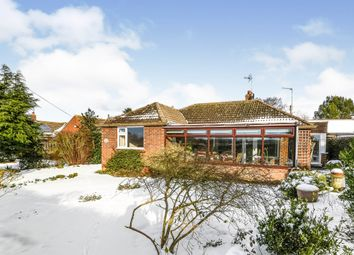 Thumbnail 2 bed detached bungalow for sale in Peddars Way South, Ringstead, Hunstanton