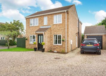 Thumbnail 4 bed detached house for sale in Maple Close, Leasingham, Sleaford