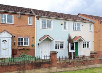 Thumbnail 2 bedroom terraced house for sale in Farriers Green, Lawley Bank, Telford, Shropshire.