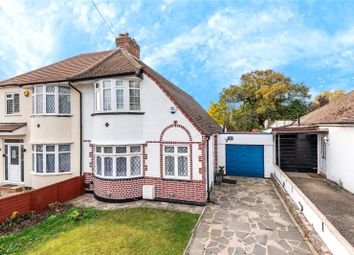 Thumbnail 3 bed semi-detached house for sale in Harewood Avenue, Northolt, Middlesex