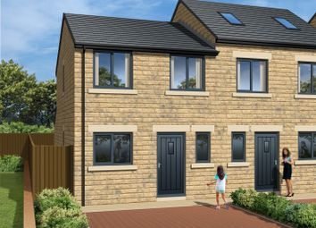 Thumbnail 3 bed semi-detached house for sale in Plot 4, Kingsway, Mapplewell, Barnsley